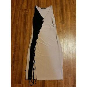Dresses & Skirts - NWT SEXY MINI DRESS SIZE MEDIUM